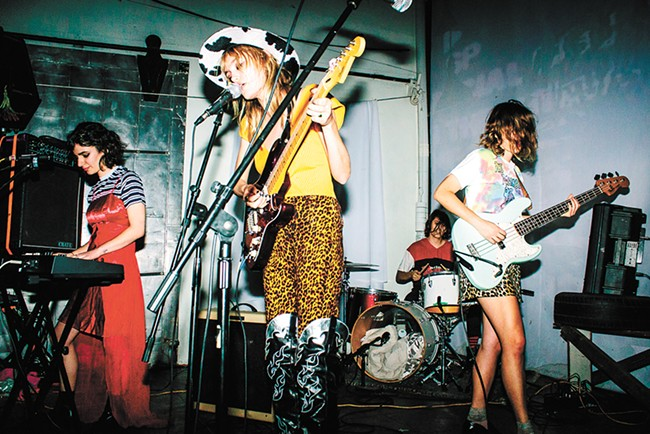 The Paranoyds