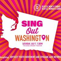 Seattle Choruses: Sing Out Washington Tour