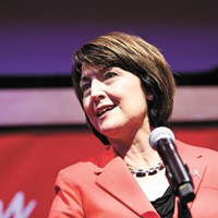 Cathy McMorris Rodgers is pretty blasé about the whole Russia investigation thing