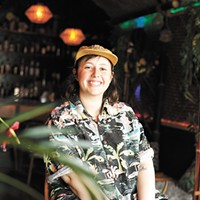 The Tiny Tiki introduces a big city bar trend in a cozy, well-decorated downtown Spokane space