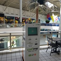 You can now buy Bitcoin at an ATM in the Spokane Valley Mall