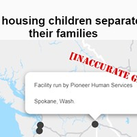 Pioneer Human Services says it is not housing immigrant children in Spokane — and neither is Martin Hall