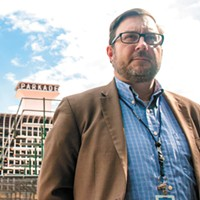Mayoral candidate Ben Stuckart is pushing a vision for a denser, taller Spokane, taking him into politically risky territory