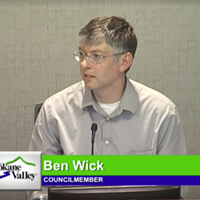In surprise move, Spokane Valley kicks Councilman Ben Wick off regional transportation board
