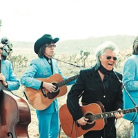 Marty Stuart is the not-so-secret weapon of Chris Stapleton's All American Road Show