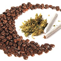 Coffee and cannabis: Some pairings just work
