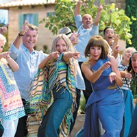 <i>Mamma Mia! Here We Go Again</i> is the corniest movie of the year, and that's a good thing