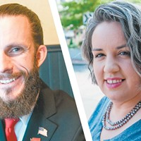 How two local candidates' experiences with homelessness shaped their lives in different ways