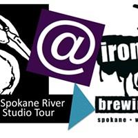 Little Spokane River Artist Studio Tour Preview