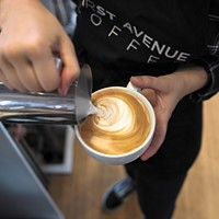 Fieri's finds, First Avenue Coffee goes green and more bites from the Inland Northwest