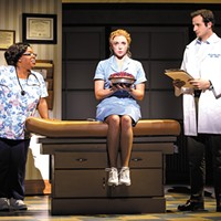 Don't Miss: Tony-nominated play <i>Waitress</i>