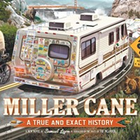 "Introducing ""Miller Cane: A True and Exact History,"" a new novel by Samuel Ligon, published in the <i>Inlander</i>"