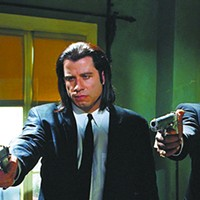 Suds and Cinema: Pulp Fiction