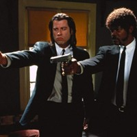 Our next Suds & Cinema screening: Quentin Tarantino's <i>Pulp Fiction</i>