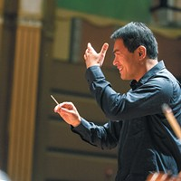 Meet Morihiko Nakahara, one of the Spokane Symphony candidates for next music director