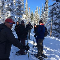 Snowshoe Mt. Spokane: Deep Forest Tour