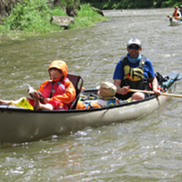 Reading, Napping and Paddling on Montana's Smith River