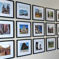 Art of Experience: Fill empty walls with mementos of your travels