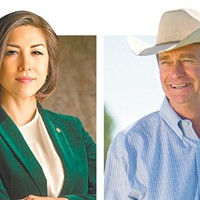 Who will be Idaho's next governor: Paulette Jordan or Brad Little?