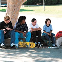 Writer-director Jonah Hill recaptures retro skate culture in the coming-of-age flick <i>Mid90s</i>
