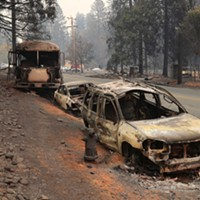 42 Deaths Make Camp Fire Deadliest in State History