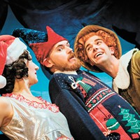 A veteran director and newcomer are paired up in this year's Civic holiday production of <i>Elf</i>