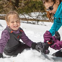 Snow Play: Planning and prep take stress out of winter sports fun for little ones