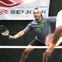 Ping-Pong on Steroids: Or maybe it's tennis-lite; whatever you call it, pickleball is picking up steam as an Inland Northwest favorite