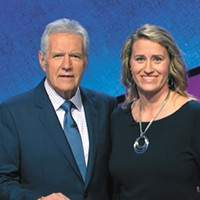 Local jumps on <i>Jeopardy!</i>, Kurt Russell plays a grizzled Santa and more you need to know