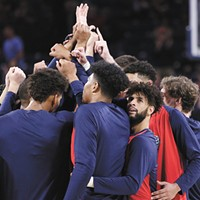 The Zags's trip to North Carolina marks another major step for the program