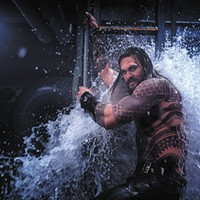 <i>Aquaman</i> is superhero overkill