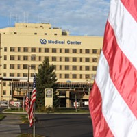 Mental health building at Spokane veterans hospital cancelled
