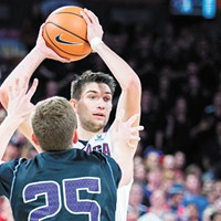 Zags charge into conference play at full health, but face a league of scrappy contenders