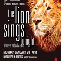 The Lion Sings Tonight feat. Cast of Disney's The Lion King