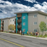 Workers to break ground on Hillyard low-income apartment complex in March