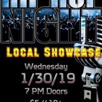 Local Hip-Hop Showcase
