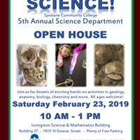 Science Department Open House