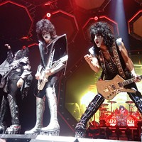 PHOTOS: KISS cranked it up at the Spokane Arena Monday night