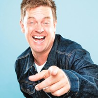 After 30 years in comedy, Jim Breuer finds himself in his sweet spot