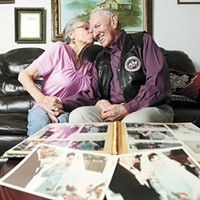 Her junky old Ford Fairlane gave him the perfect chance to ask her to dinner