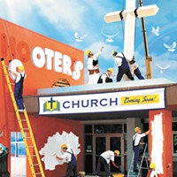 Readers respond to churches taking over retail spaces; sheriff's who won't enforce I-1639