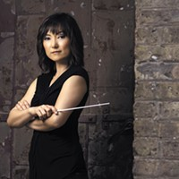 Meet Rei Hotoda, one of the Spokane Symphony candidates for next music director