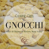 Cooking Class & Dinner: Gnocchi