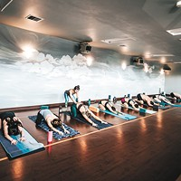Best Yoga Studio: Yarrow Hot Yoga and Wellness Studio