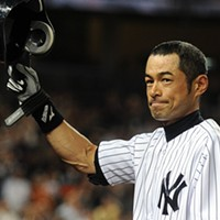 Ichiro Suzuki concludes his pioneering career in Japan