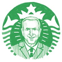 Seattle coffee mogul Howard Schultz might surprise everyone if he runs for president