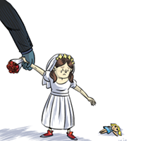 Idaho prides itself on personal freedoms, but one child bride explains how her parents' freedom cost her dearly