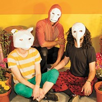 Terror/Cactus combines Colombian folk music and electronic beats for a truly international sound