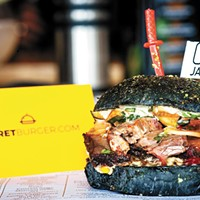 Secret Burger, a new off-menu, ticketed dining series, launches at Spokane area restaurants