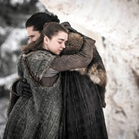 <i>Game of Thrones</i> turned fantastical — but that's OK